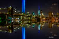 Tribute of Light Reflections
