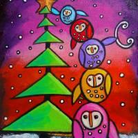 The Spirit of the Season Art Prints & Posters by Juli Cady Ryan