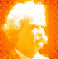 Mark Twain With the Sun in His Head