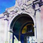 """Atlantic Pacific Arch Balboa Park San Diego"" by BeaconArtWorksCorporation"
