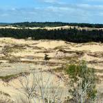 """""""Lake Michigan Hills and Dunes"""" by Michelle1991"""