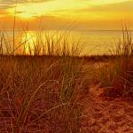"""""""Great Lake Great Sunset 2"""" by Michelle1991"""