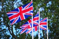 Union Flags, Flags of Great Britain