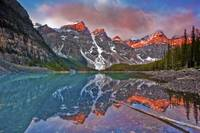Images from the Rocky Mountains - Moraine Lake 1
