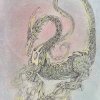 Dragon Art Prints & Posters by Kerry Beauchamp