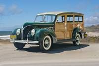 1938 Ford 81A Woody Station Wagon