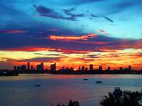 Fire in the Sky Miami