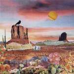 """desert"" by phoebe"