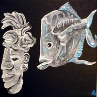 Pakal and the Lookdown Fish