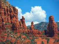 Red Rock Towers