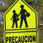 """Children Crossing Sign"" by rhamm"