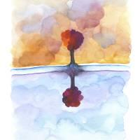 As Above So Below No15 Art Prints & Posters by MARINA KANAVAKI