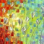 """""""Tulips"""" by modernhouseart"""