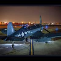 Vought F4U-1A Corsair Art Prints & Posters by Mark E Loper