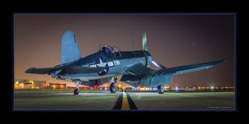 Vought F4U-1A Corsair (low 1:2)