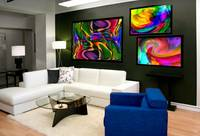 Livingroom 6 Home Decor Digital Abstracts
