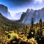 """Tunnel View"" by markofphotography"