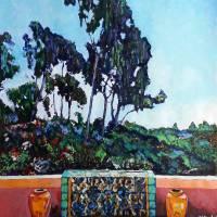 Magic Carpet Balboa Park San diego Art Prints & Posters by RD Riccoboni