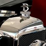 """Bentley 1925 model front view, logo"" by Radodn"
