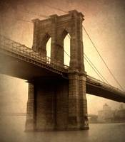 Brooklyn Bridge Vintage
