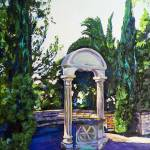"""Wishing Well Balboa Park San Diego"" by BeaconArtWorksCorporation"