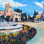 """Heritage Past, Present and Future, Balboa Park"" by BeaconArtWorksCorporation"