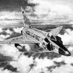 """Convair F-102A Delta Dagger"" by DNCartist"