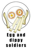 EGG AND DIPY SOLDIERS