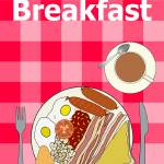 """English Breakfast tablecloth"" by Velsfi"