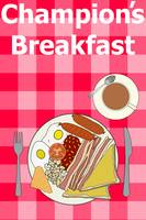 English Breakfast tablecloth