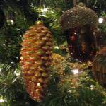 """Glittering pinecone"" by MariaK"