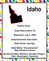 Idaho Information Educational