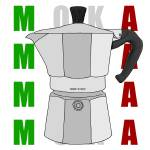 """MOKA POT ITALIAN"" by Velsfi"