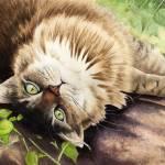 """Olive"" by Larissa"