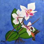 """""""COLIBRÍ TROPICAL"""" by ROFFEART"""