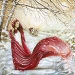 """""""Winter scent"""" by Karinallergo"""