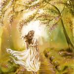 """""""Karina Llergo - A walk in the park"""" by Karinallergo"""