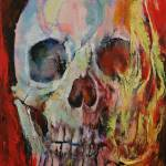 """Skull Fire"" by creese"
