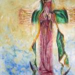 """Guadalupe Virgin"" by Karinallergo"