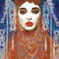 Fleur de Lis Art Prints & Posters by George Yepes