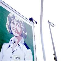 Hess Painting  (Vintage Color, 1979)