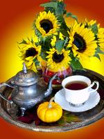 Autumn Tea Service