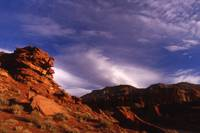 Sunrise on Capitol Reef II