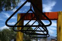 Triangles on a Play Structure