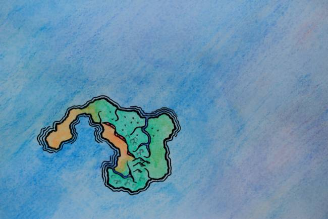 """Stunning """"Archipelago"""" Drawings And Illustrations For Sale ..."""