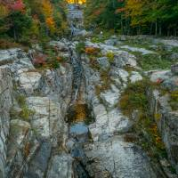 Crawford Notch New Hampshire Art Prints & Posters by D. Brent Walton