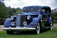 1937 Packard Twelve Sedan II