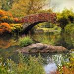 """Gapstow Bridge Serenity"" by JessicaJenney"