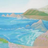 Big Sur Views Art Prints & Posters by Alina Deutsch