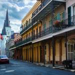 """New Orleans Street"" by Inge-Johnsson"
